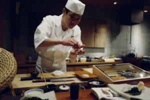 寿司職人の写真