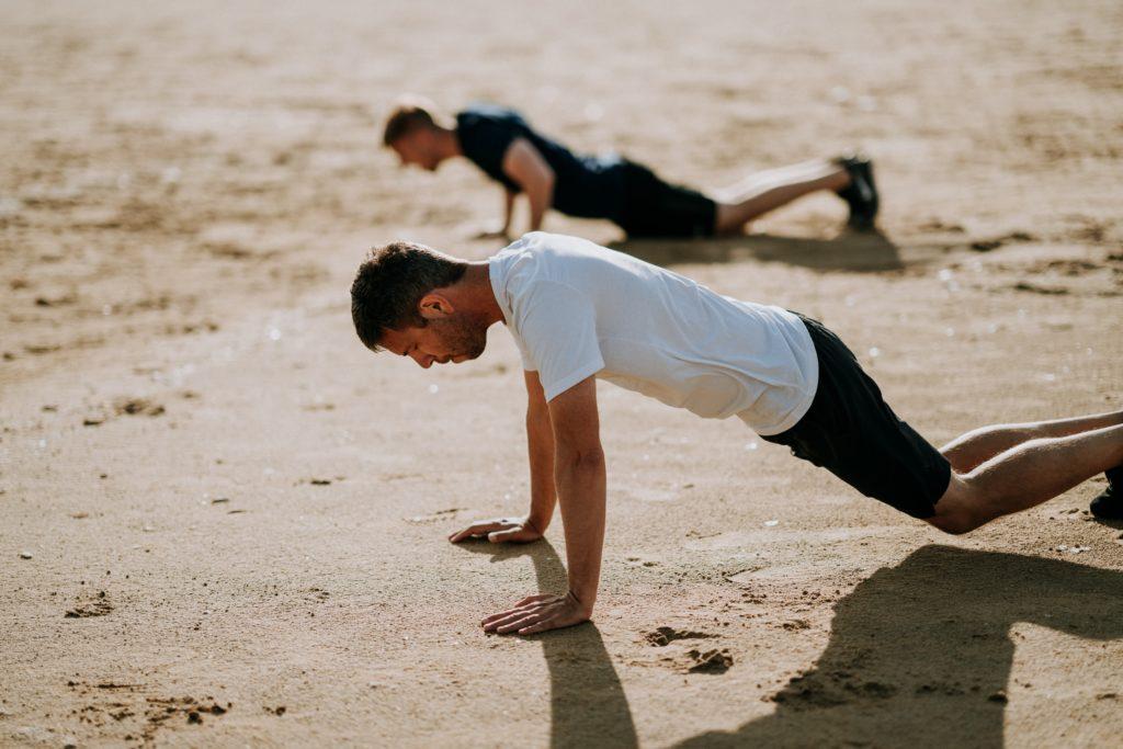 体力の写真