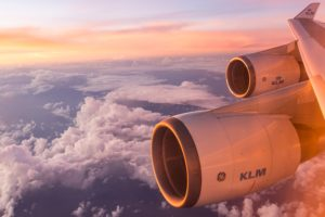 格安航空の写真