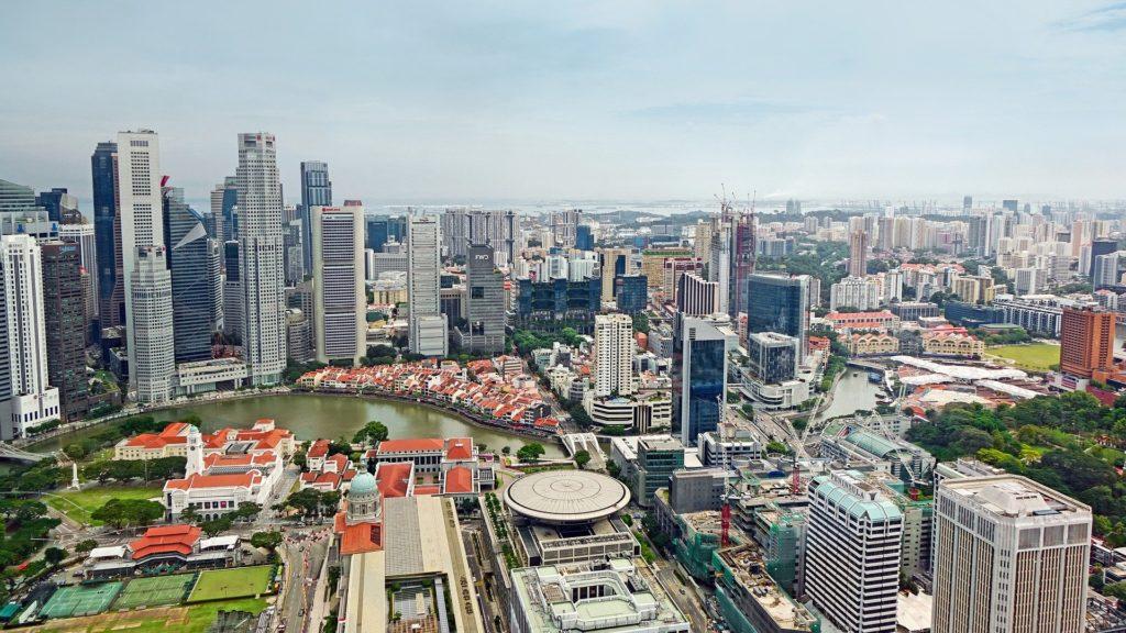 シンガポールの写真