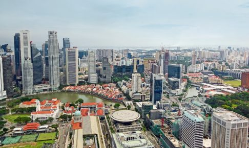 シンガポール起業の写真