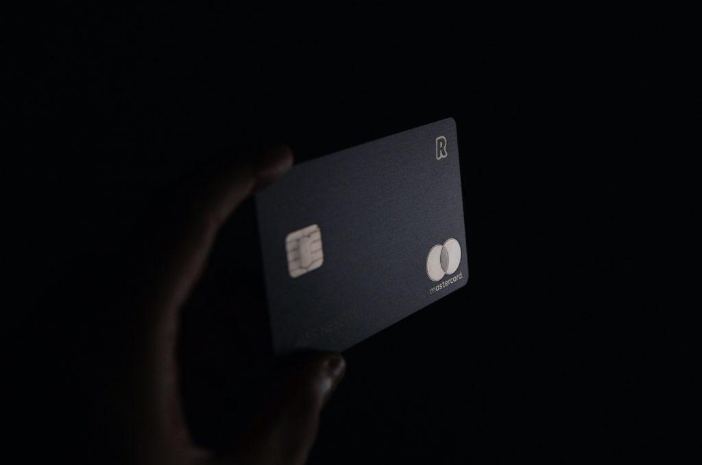 楽天カードの写真