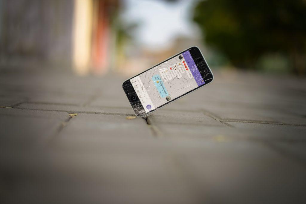 携帯代が高いの写真