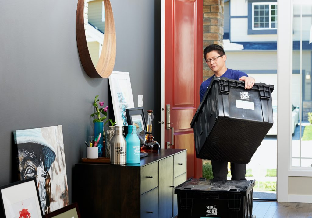 家財保管の3つの方法の写真