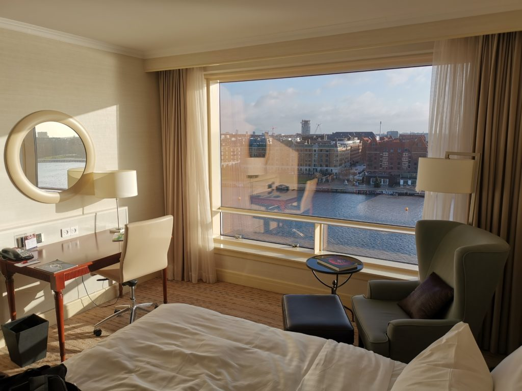 マリオットホテルの写真